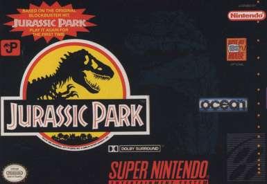 Jurassic Park – SNES