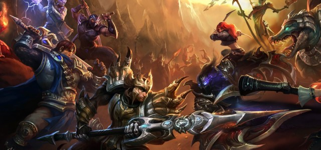 League of Legends – Mac