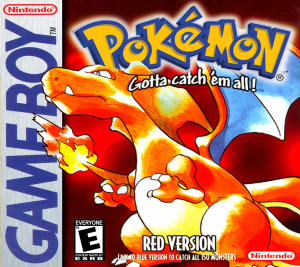 pokemon boxart