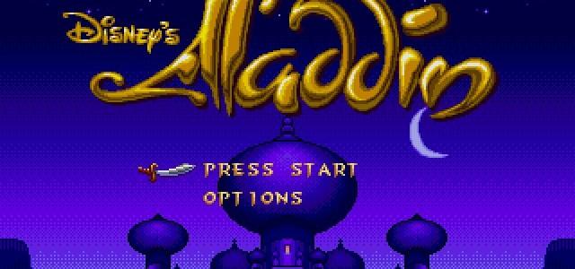 Aladdin – Sega Genesis