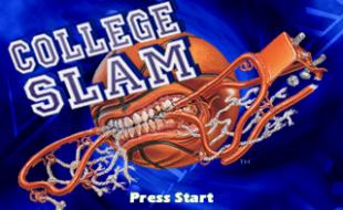 College Slam – Sega Saturn