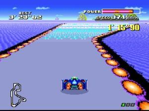 F-Zero Big Blue