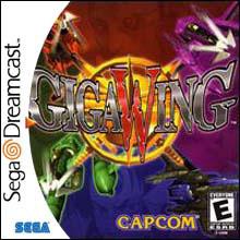 Giga Wing - Sega Dreamcast