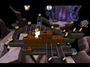 Lode Runner 3-D world 2