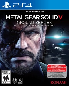 metal gear solid v ground zeroes box
