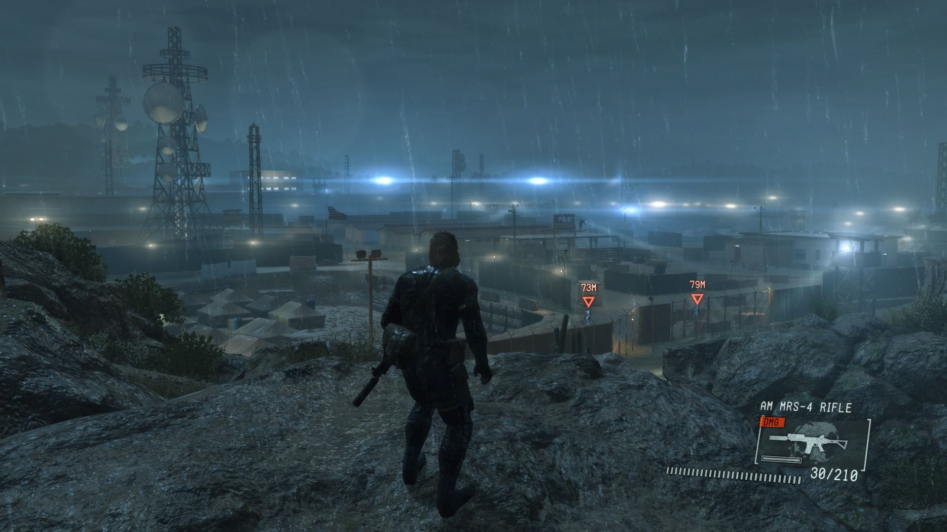 metal gear solid v ground zeroes graphics engine