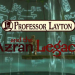 Professor Layton and the Azran Legacy – 3DS
