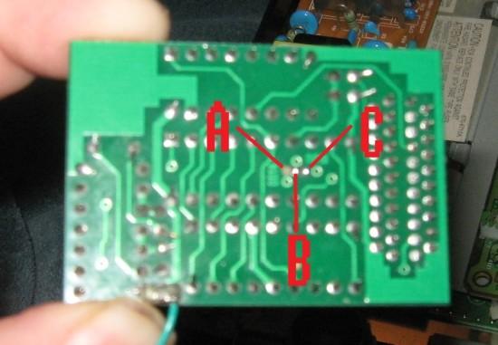 Saturn Mod Chip