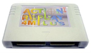 Saturn Action Replay Plus