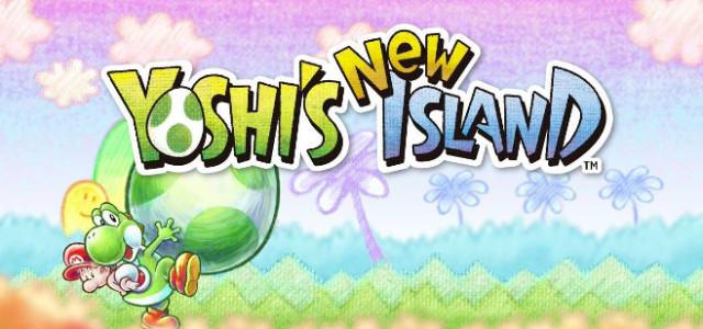 Yoshi's New Island – 3DS