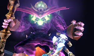 By the way, the boss fights are fantastic.