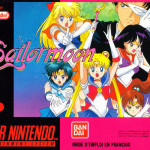 Sailor Moon – Super Nintendo and Sega Genesis