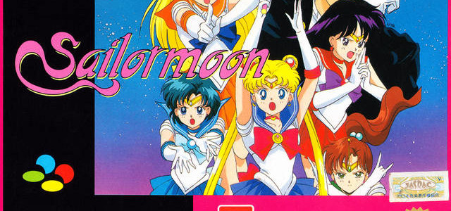 Sailor Moon – Super Nintendo and Sega Genesis