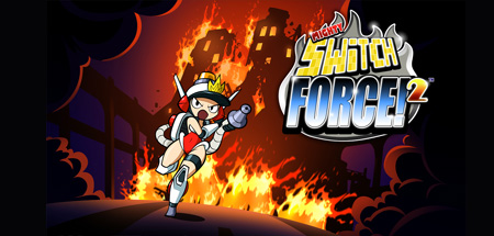 Mighty Switch Force!  2 – Nintendo 3DS