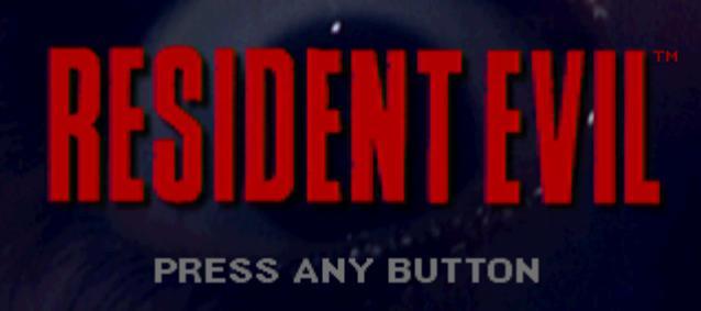 Resident Evil – PlayStation