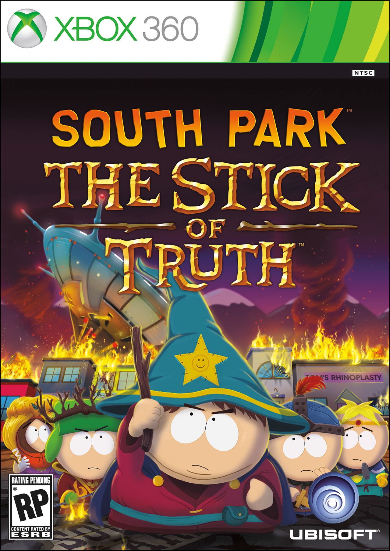 south park the stick of truth for xbox 360 nerd bacon reviews