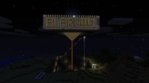 Minecraft - Blarg Skycastle