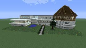 Minecraft - mansion