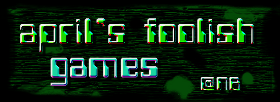 April's Foolish Games