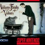 Addams Family Values – SNES