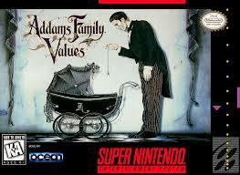 Addams Family Values – SNES
