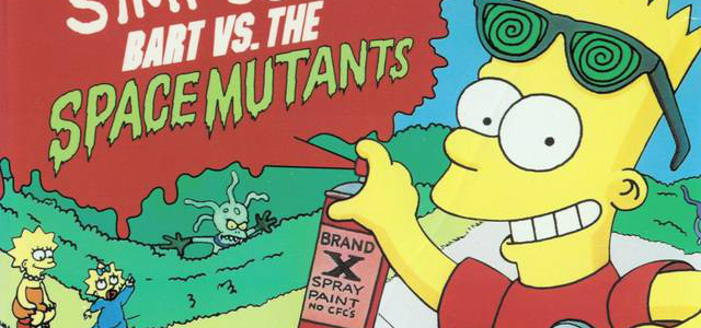 Bart vs. the Space Mutants – Genesis