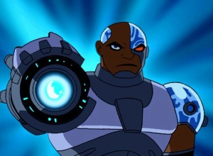 The only true example of cyborg justice.