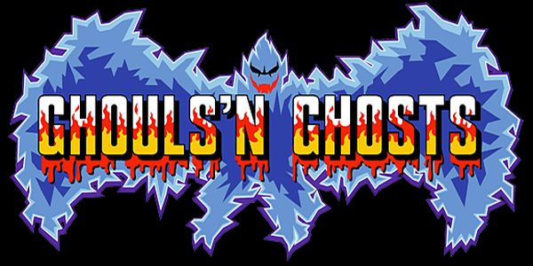 Image result for super ghouls and ghosts genesis