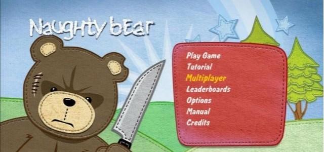 Naughty Bear – Xbox 360