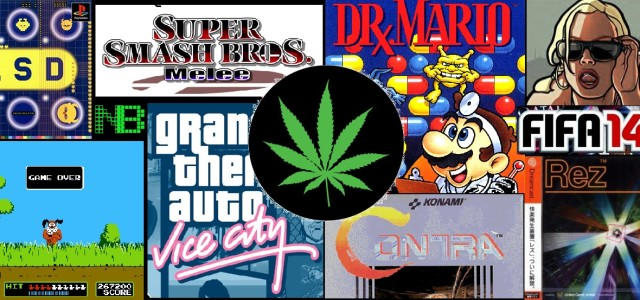 Top 8 Games To Play On 420