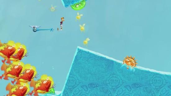 Rayman Fiesta Run - Android