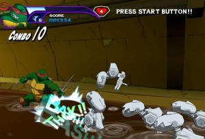 TMNT Gamecube robot dogs