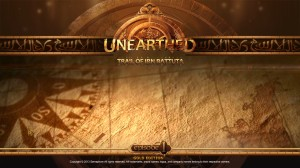 Unearthed Main