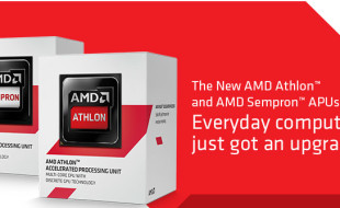AMD Kabini APUs Up the Ante For Mainstream Desktops