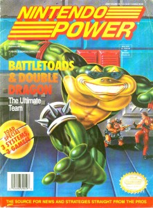In '93, being on the cover of Nintendo Power made you kind of a big deal.