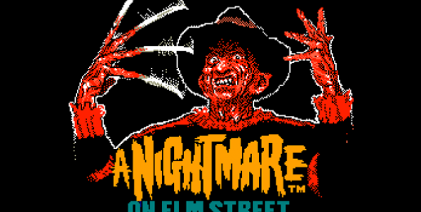 A Nightmare on Elm Street – NES