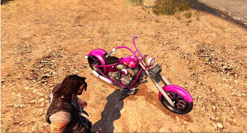ride to hell ps3