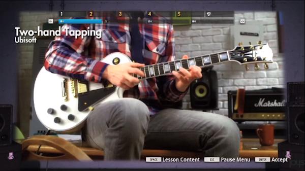 ubisoft guitar hits