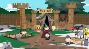 Kupa Keep is the home base of the grand wizard Cartman