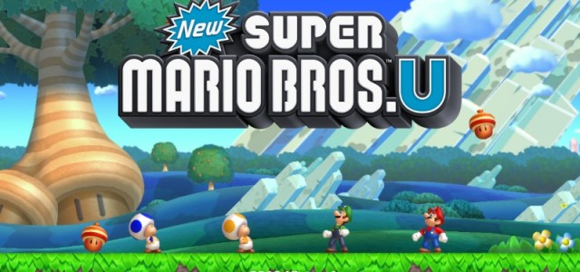 New Super Mario Bros. U – Wii U