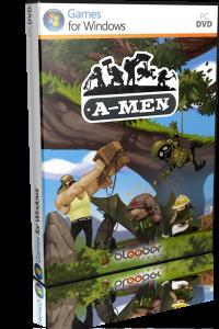 A-Men DVD
