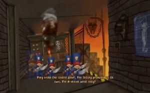 A-men Factory Run Amok