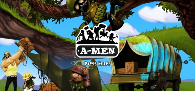 A-men – PC