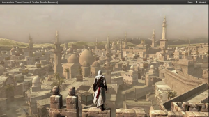 How else can you witness a view like this (legally) but in the virtual world of Assassin's Creed?
