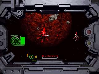 Burning Soldier 3do Mars