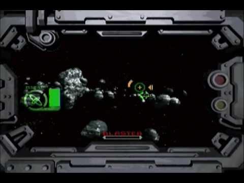 Burning Soldier Asteroid belt level 1