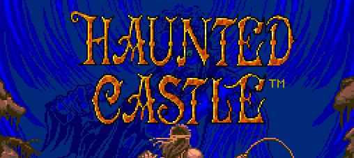 Haunted Castle – Arcade