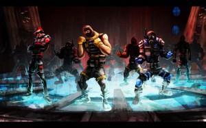 KickBeat Enemies