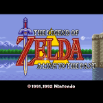 The Legend of Zelda: A Link to the Past – SNES