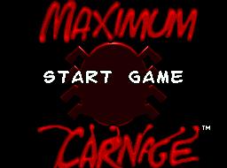Spider-Man and Venom: Maximum Carnage – Genesis
